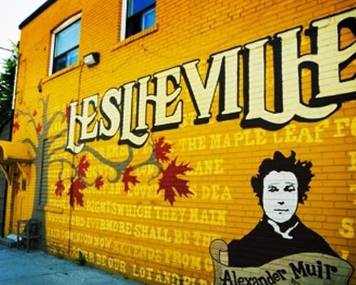Riverdale & Leslieville