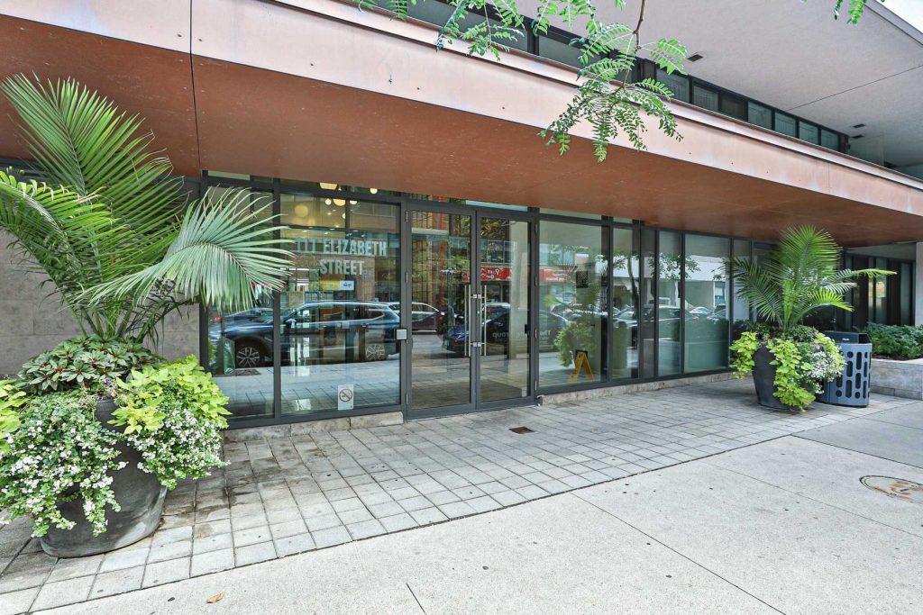111 Elizabeth St., Toronto