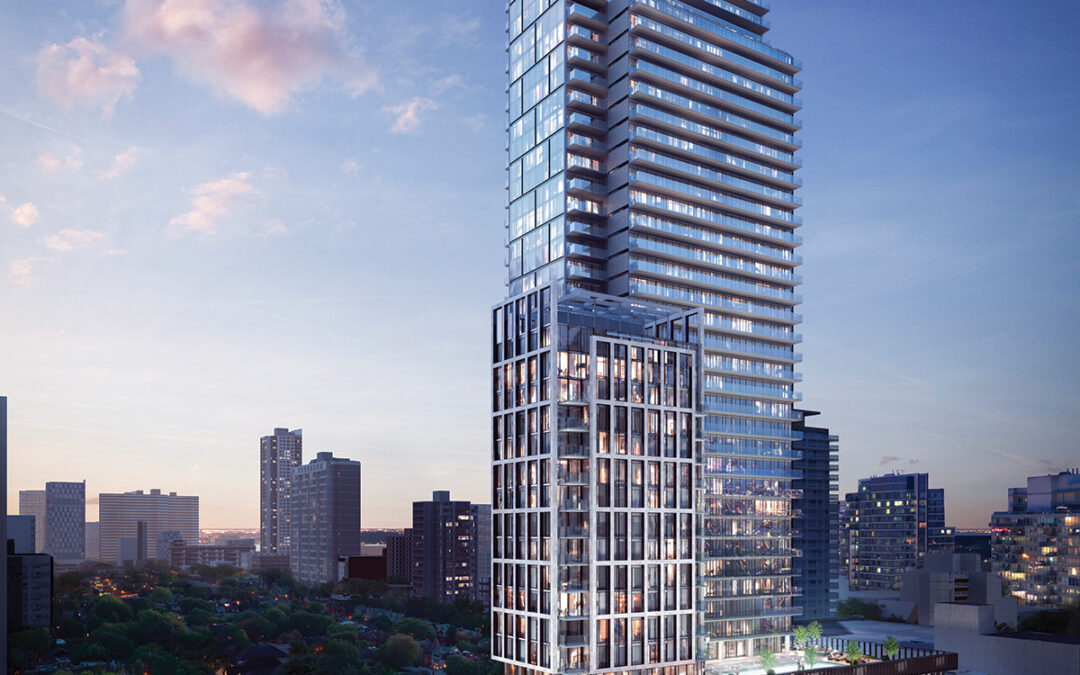 The Gloucester at Yonge Condos – 599 Yonge St