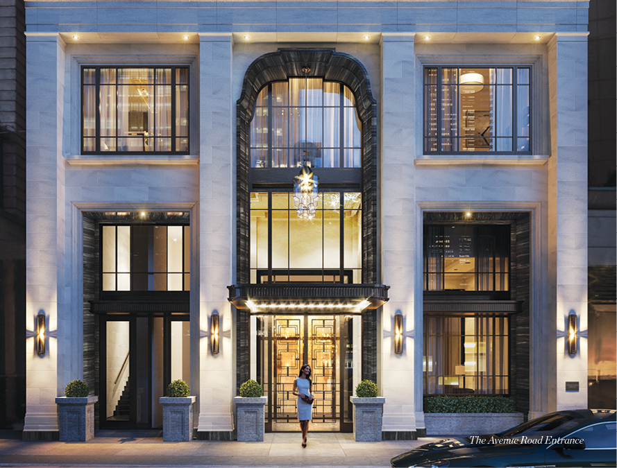 89 Avenue Condos – 89 Avenue Rd